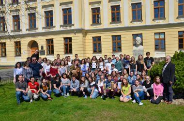 Spolupráce Gymnázia Nové Město na Moravě a Lycea v Bochni