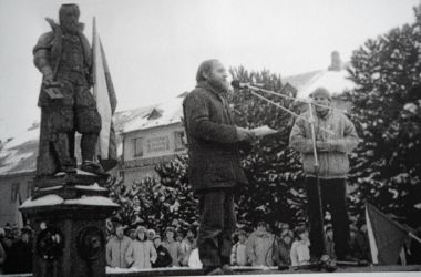 Výstava 30 let od sametové revoluce