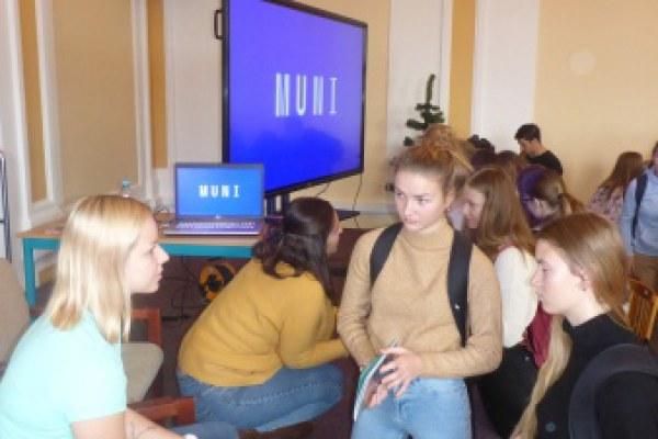 Prezentace Masarykovy univerzity