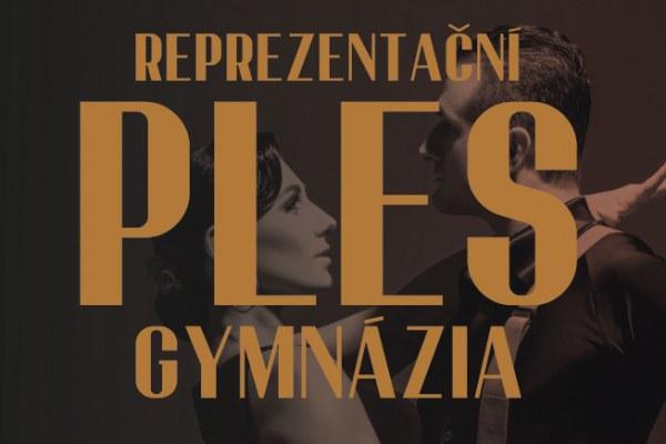 Pozvánka na Reprezentační ples gymnázia 2020