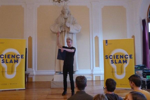 Setkání s vědou