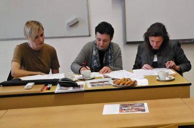 Naše škola je garantem  konverzační soutěže v němčině