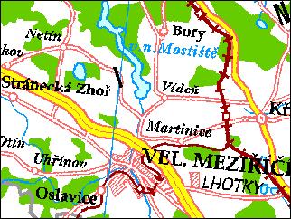 Geoportál Zeměměřického úřadu