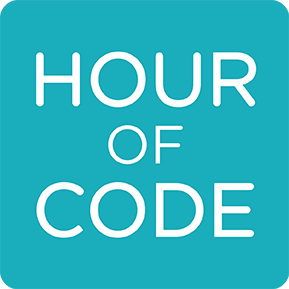 hour of code logo 5fe5d